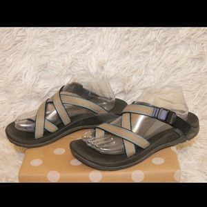 Chaco Z2 Unaweep Black Outdoor Sport Sandals